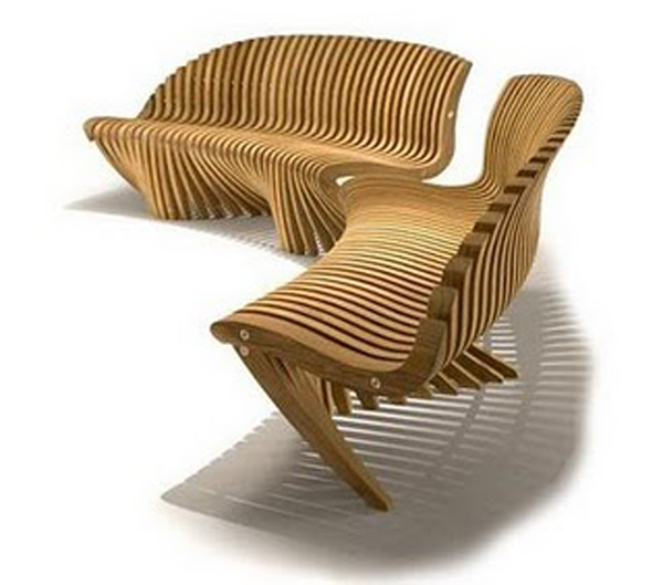 by Diamond Teak 15 Urban Furniture Designs You Wish Were on Your Street