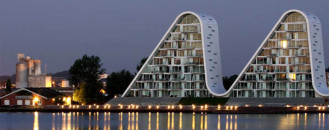 The Wave In Vejle, a New Denmark Architectural Symbol