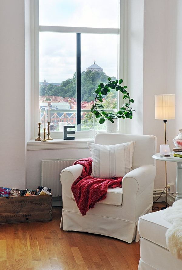image 006 Bright and Spacious Apartment in Sweden