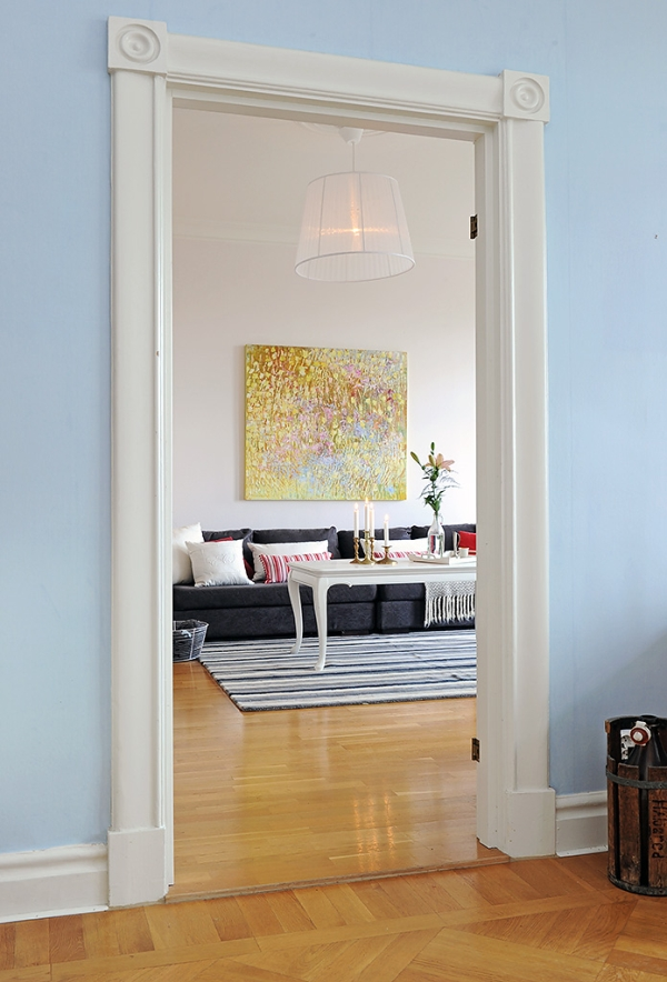 image 007 Bright and Spacious Apartment in Sweden
