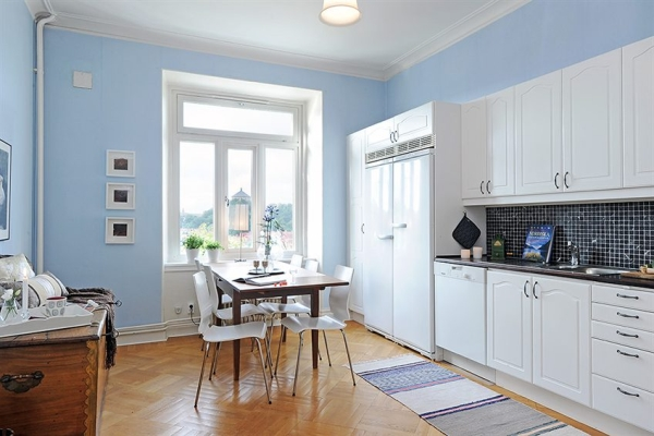 image 012 Bright and Spacious Apartment in Sweden