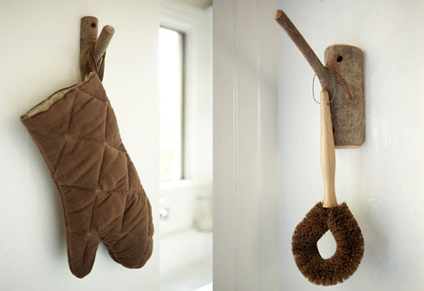 image H 4 Original Decorating Wooden Hooks For Rustic Interiors