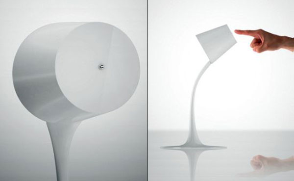 Cool Out-Of-The-Box Lamp Design from Yeongwoo Kim