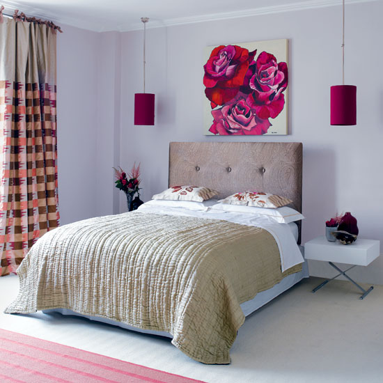 small bed color 10 Tips to Make a Small Bedroom Feel Larger