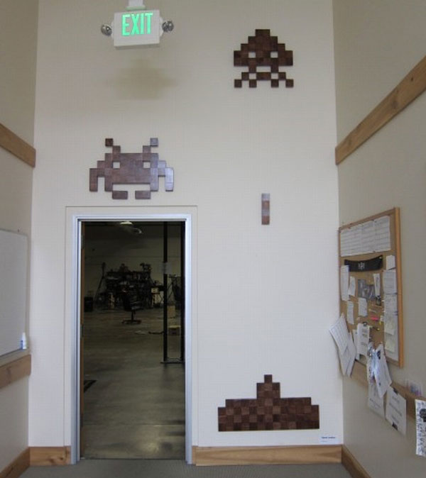 space invaders2 Pixelated Retro Game Characters: Which Ones Your Favourite ?
