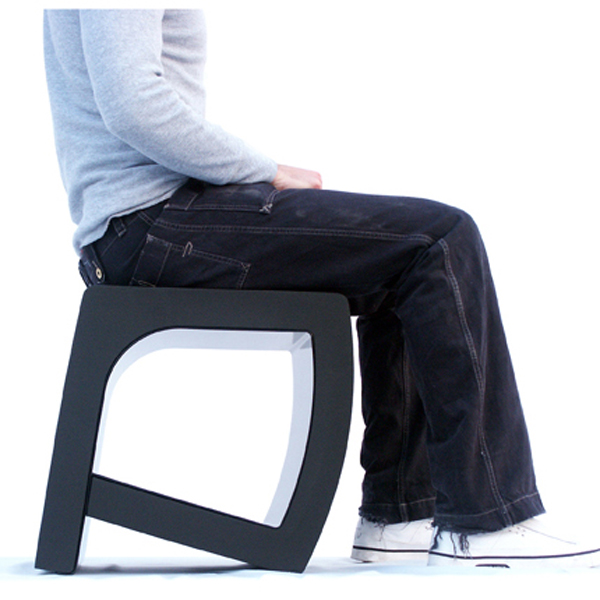 tumble image13 C Incredible Foam Chair with 4 Seating Positions