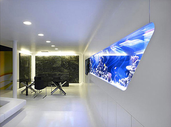 villa f for it entrepreneur 6 Futuristic Interior Design : An IT Entrepreneurs Home
