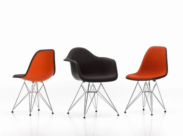 Classic Eames Chair Reinvented And Diversified By Vitra