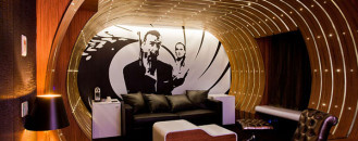 Hotel Le Seven, Bringing Together Exquisite Design and Famous Movie Themes