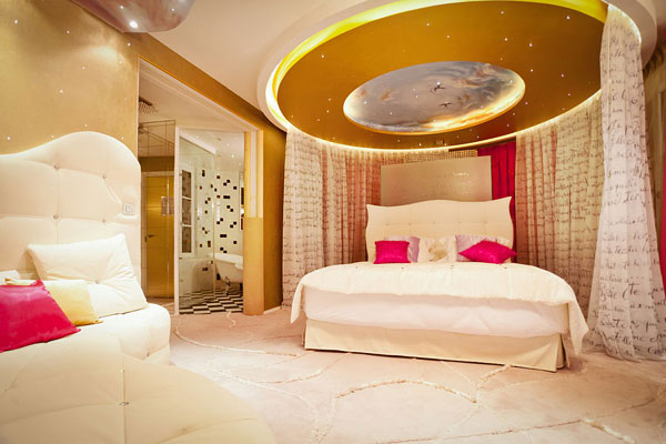 03 Hotel Le Seven, Bringing Together Exquisite Design and Famous Movie Themes