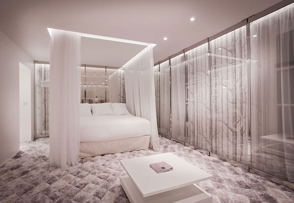 05 Hotel Le Seven, Bringing Together Exquisite Design and Famous Movie Themes