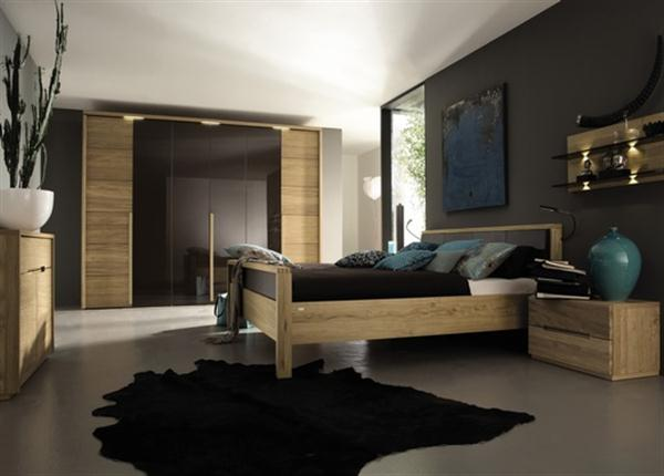 Comfortable Contemporary Natural Bedroom Interior Design Dreamy Bedroom Furniture from Hulsta