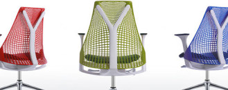 Latest Herman Miller Office Chair Design : Sayl Chair
