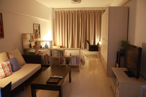 IMG 3737 Small but Cute&Comfy Apartment from One of Our Readers