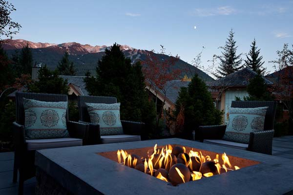 Luxury Property in Whistler 7 Luxurious Mountain View Villa in British Columbia