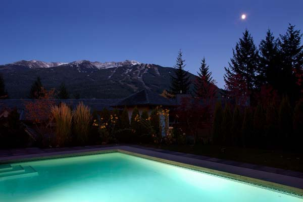 Luxury Property in Whistler 8 Luxurious Mountain View Villa in British Columbia