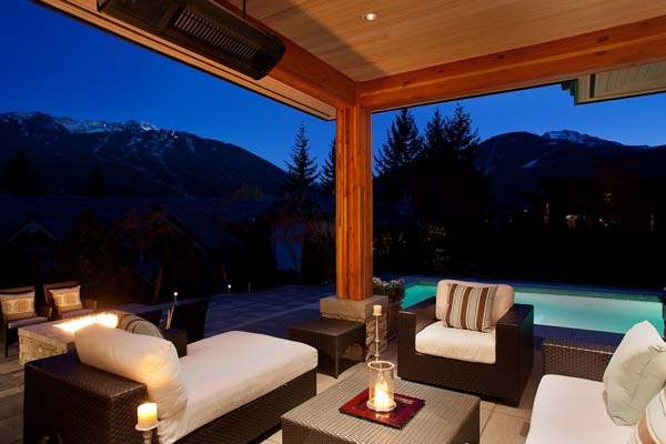 Luxury Property in Whistler 9 Luxurious Mountain View Villa in British Columbia