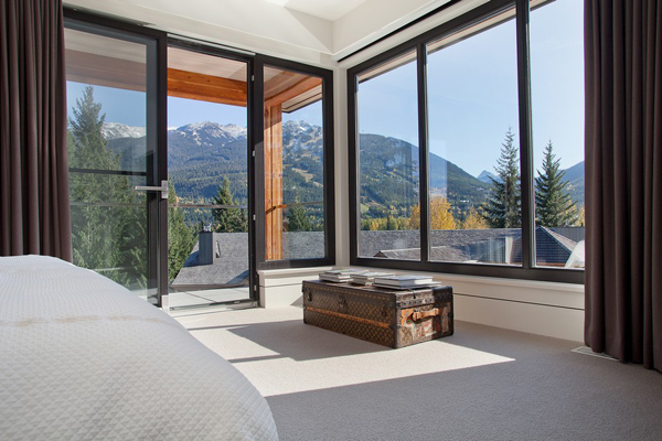 Luxury Property in Whistler Luxurious Mountain View Villa in British Columbia