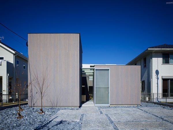 Modern Neo Siheyuan housein buzen 11 Modern Neo Siheyuan Inspired Home in Japan