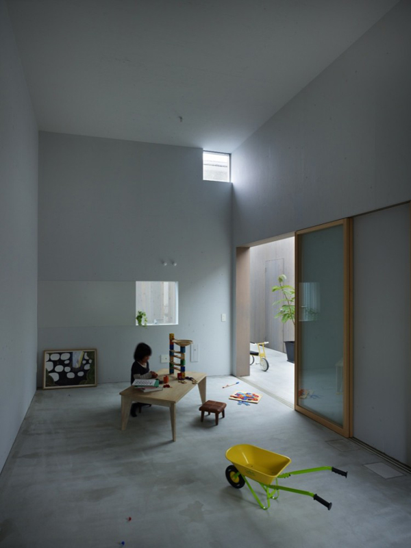 Modern Neo Siheyuan housein buzen 20 Modern Neo Siheyuan Inspired Home in Japan