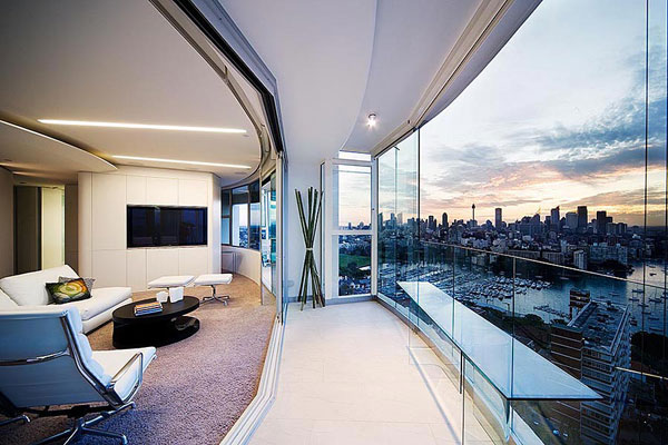 Astonishing One Floor Apartment With Breathtaking Panoramic Views