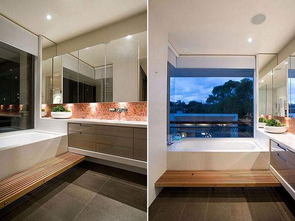 bathroom1 A Home So Beautiful is Hard to Come By : Hunters Hill Residence in Australia