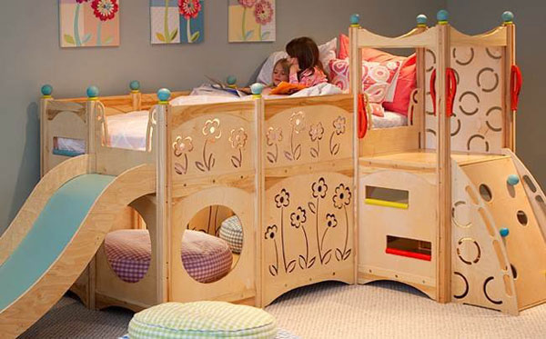camas juegos 2 A Miniature World of Fantasy and Games: Rhapsody Childrens Beds