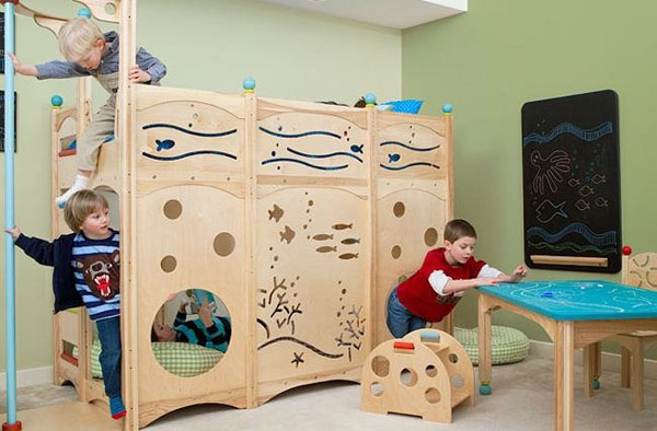 camas juegos 3 A Miniature World of Fantasy and Games: Rhapsody Childrens Beds