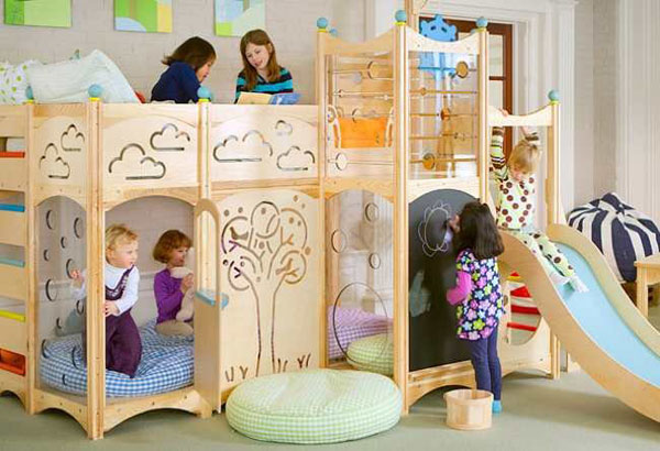 camas juegos 4 A Miniature World of Fantasy and Games: Rhapsody Childrens Beds