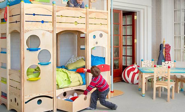 camas juegos 5 A Miniature World of Fantasy and Games: Rhapsody Childrens Beds