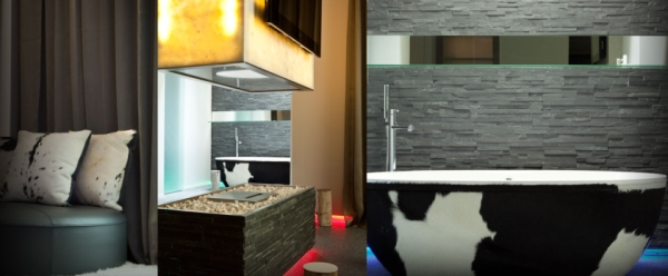 lovez vous Hotel Le Seven, Bringing Together Exquisite Design and Famous Movie Themes