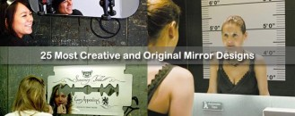 25 Most Creative and Original Mirror Designs