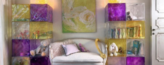 How to Bring Powerful Purple into your Décor