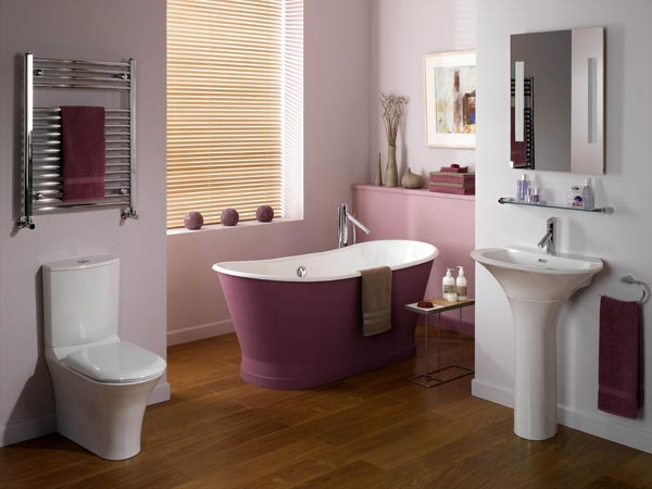 Bathroom Purple Decorating Ide Furniture Japanese Living