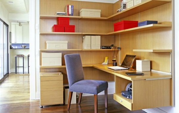 How To Share a Space with a Home Office