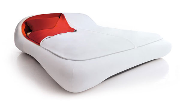 Letto Zip Bedden : Simply genius: letto zip the bed that almost makes itself