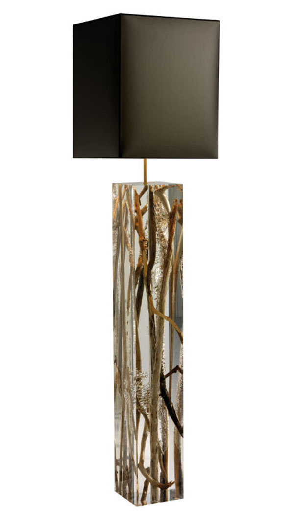 House designs luxury homes interior design freshomecom for Floor lamp with twigs