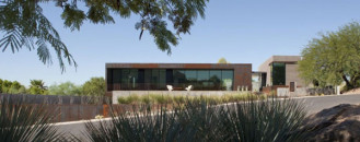 Contemporary Arizona Living: The Yerger Residence