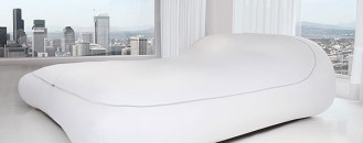 Simply Genius: Letto Zip, the Bed That Almost Makes Itself
