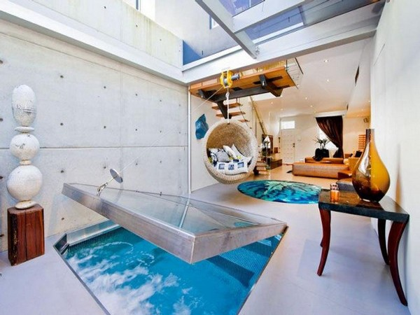 20101108101501a Mind Blowing Apartment in Australia, the Ultimate Bachelors Retreat