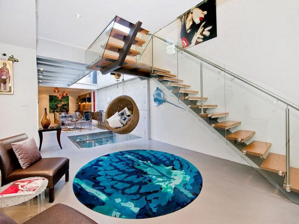 20101108101501b Mind Blowing Apartment in Australia, the Ultimate Bachelors Retreat