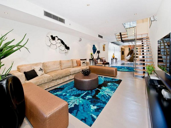 20101108101501d Mind Blowing Apartment in Australia, the Ultimate Bachelors Retreat
