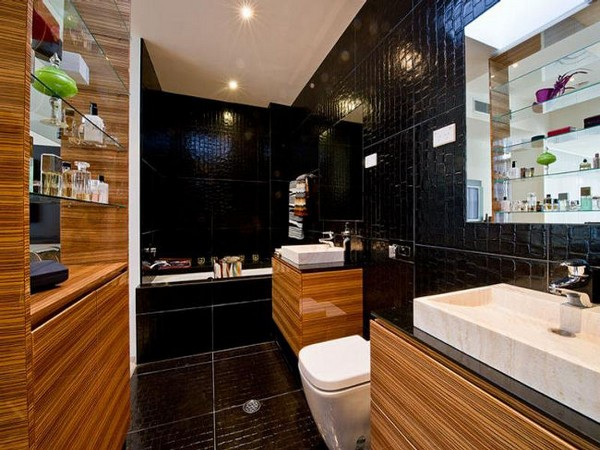20101108101501k Mind Blowing Apartment in Australia, the Ultimate Bachelors Retreat
