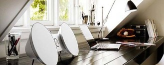 BeoSound 8 : Sleek Docking Station for iPhone, iPod, and iPad
