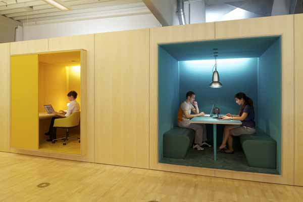 Citizen Office cubes2 Citizen Office, a Concept Reinventing a Common Day at the Desk