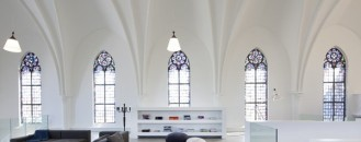 Holy Home: Stunning Looking Church for Sale in Utrecht