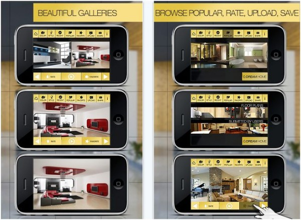iphone dream home e1288884565456 20 Best iPhone Home Improvement Apps to Help you Do it Yourself
