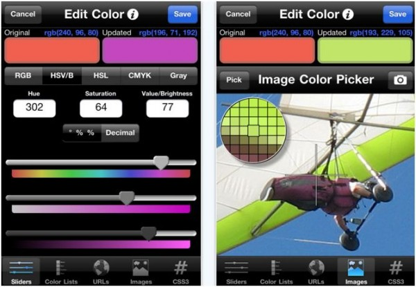 iphone palettes e1288883665391 20 Best iPhone Home Improvement Apps to Help you Do it Yourself