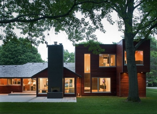 modern ranch 220210 28 002 Creative Renovation: Modern with a Side of Ranch by Hufft Projects