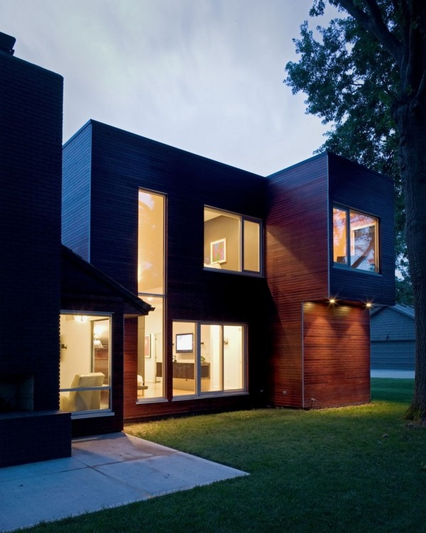 modern ranch 220210 29 Creative Renovation: Modern with a Side of Ranch by Hufft Projects